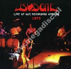 BUDGIE - Live At A&M Recording Studios, Los Angeles 1978 (2LP) - FRA Verne Limited Press