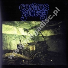COSMOS FACTORY - Cosmos Factory - FRA Absinthe Limited Press - POSŁUCHAJ