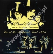 PROCOL HARUM (And The Los Angeles Philharmonic) - Live At The Hollywood Bowl 1973 - FRA Verne Limited Press - POSŁUCHAJ