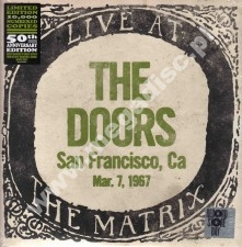 THE DOORS - Live At The Matrix, San Francisco March 1967 - EU Rhino RSD Record Store day - POSŁUCHAJ