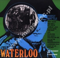 WATERLOO - First Battle +2 - FRA Absinthe Limited Press - POSŁUCHAJ