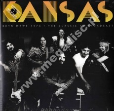 KANSAS - Live At Bryn Mawr 1976 - The Classic FM Broadcast (2LP) - UK Press - POSŁUCHAJ