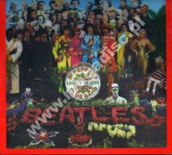 THE BEATLES - Sgt. Pepper's Lonely Hearts Club Band 3D DELUXE BOX (4CD / 1DVD / 1BLURAY) - 50th Anniversary Deluxe Edition
