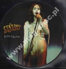 GENESIS - Lord Of Lords - Live At Charisma Festival, Rome, 22nd January 1973 VOL. 1 - ITA Picture Disc - POSŁUCHAJ