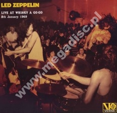 LED ZEPPELIN - Live At Whisky A Go Go, 5th January 1969 - FRA Verne Limited Press - POSŁUCHAJ