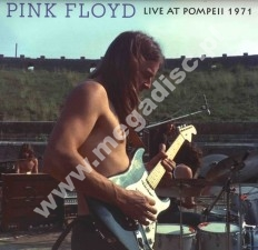 PINK FLOYD - Live At Pompeii (2LP) - Green Vinyl - FRA Verne Remastered LIMITED Press - POSŁUCHAJ