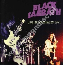 BLACK SABBATH - Live In Copenhagen 1971 - EU Dead Man Limited Press
