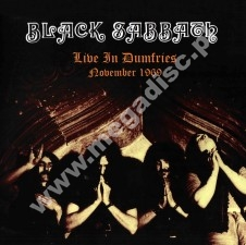 BLACK SABBATH - Live In Dumfries November 1969 - EUR Dead Man Limited Press - POSŁUCHAJ