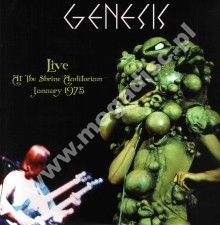 GENESIS - Live At The Shrine Auditorium 1975 (2LP) - EU Open Mind Limited Press - POSŁUCHAJ