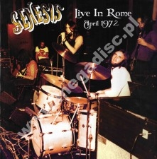 GENESIS - Live In Rome (April 1972) - EU Open Mind Limited Press - POSŁUCHAJ