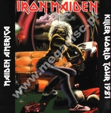 IRON MAIDEN - Maiden America - Killer World Tour 1981 - EU Dead Man Limited Press - POSŁUCHAJ