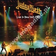 JUDAS PRIEST - Live In New York 1980 - EU Dead Man Limited Press - POSŁUCHAJ