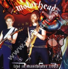 MOTORHEAD - Live In Manchester 1983 - EU Dead Man Limited Press - POSŁUCHAJ