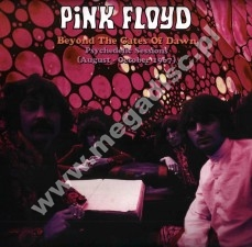 PINK FLOYD -  Beyond The Gates Of Dawn - Psychedelic Sessions (August - October 1967) - FRA Verne Limited Press - POSŁUCHAJ