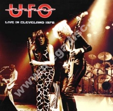 UFO - Live In Cleveland 1978 - EU Dead Man Limited Press - POSŁUCHAJ