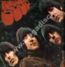 BEATLES - Rubber Soul - UK Parlophone 1965 Stereo 1st Press