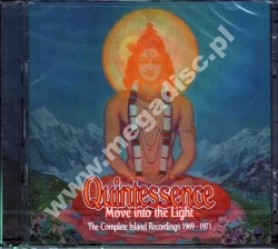 QUINTESSENCE - Move Into The Light - The Complete Island Recordings 1969-1971 2CD - UK Esoteric