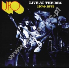 UFO - Live At The BBC 1974-1975 - FRA Verne