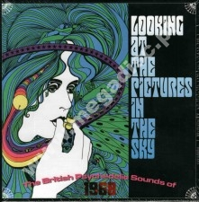 Looking At The Pictures In The Sky - British Psychedelic Sounds Of 1968 (3CD) - UK Grapefruit