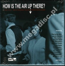 VARIOUS ARTISTS - How Is The Air Up There? - 80 Mod, Soul, R'n'B & Freakbeat Nuggets from Down Under (New Zealand) 3CD BOX - UK RPM