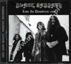 BLACK SABBATH - Live In Dumfries 1969 - SPA Top Gear - POSŁUCHAJ