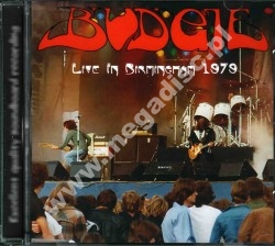 BUDGIE - Live In Birmingham 1979 - FRA On The Air Remastered