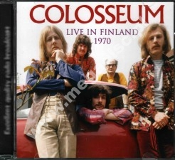 COLOSSEUM - Live In Finland 1970 (+BBC Sessions 1969-1970) - FRA On The Air Remastered - POSŁUCHAJ