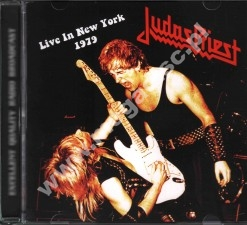 JUDAS PRIEST - Live In New York 1979 - SPA Top Gear Remastered - POSŁUCHAJ