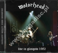 MOTORHEAD - Live In Glasgow 1982 - SPA Top Gear - POSŁUCHAJ
