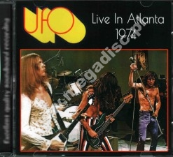 UFO - Live In Atlanta 1974 (+ London 1974) - FRA On The Air - POSŁUCHAJ