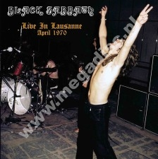 BLACK SABBATH - Live In Lausanne April 1970 - EUR Dead Man Limited