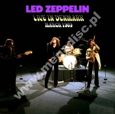 LED ZEPPELIN - Live In Denmark March 1969 - EU Open Mind Limited Press - POSŁUCHAJ