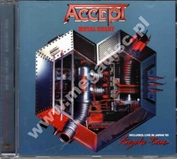 ACCEPT - Metal Heart/Kaizoku-Ban - UK Hear No Evil Expanded Edition