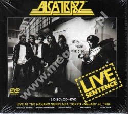 ALCATRAZZ - Live Sentence (CD+DVD) - UK Hear No Evil - POSŁUCHAJ