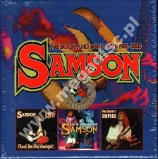 SAMSON - Mr Rock And Roll: Live 1981-2000 (4CD) - Hear No Evil