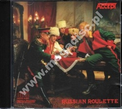 ACCEPT - Russian Roulette - US Portrait
