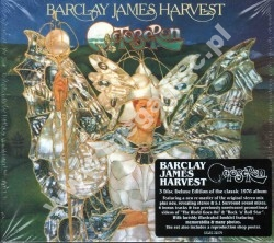 BARCLAY JAMES HARVEST - Octoberon (3CD) - UK Esoteric Remastered & Expanded