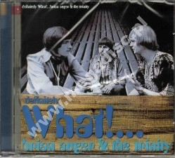 BRIAN AUGER & THE TRINITY - Definitely What!... - SPA Disconforme Extended Edition - POSŁUCHAJ
