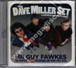 DAVE MILLER SET - Mr Guy Fawkes - Complete Spin Recordings And More (1967-1970) - UK RPM