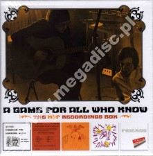 VARIOUS ARTISTS (UK prog) - A Game For All Who Know - H&F Recordings Box (5CD) - UK Grapefruit - POSŁUCHAJ