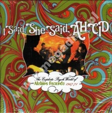I SAID, SHE SAID, AH CID - Exploito Psych World Of Alshire Records 1967-1971 - UK Grapefruit (3CD)