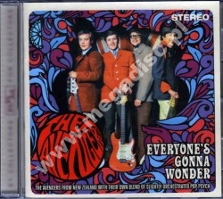 AVENGERS - Everyone's Gonna Wonder - Avenger From New Zealand With Their Own Blend Of Slightly Orchestrated Pop Psych - UK RPM