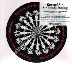 CURVED AIR - Air Conditioning (2CD) - UK Esoteric Remastered