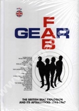 FAB GEAR - British Beat Explosion And It's Aftershocks 1963-1967 (6CD) - UK RPM