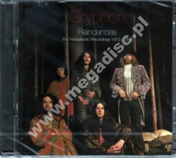 GRYPHON - Raindances - Transatlantic Recordings 1973-1975 (2CD) - UK Esoteric Remastered - POSŁUCHAJ