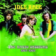 IDLE RACE - BBC Radio Sessions 1967-1969 - UK Maida Vale Press - POSŁUCHAJ