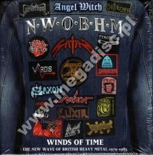 NWOBHM - WINDS OF TIME - New Wave Of British Heavy Metal 1979-1985 (3CD) - UK Hear No Evil