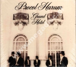 PROCOL HARUM - Grand Hotel (CD+DVD) - UK Esoteric Remastered Expanded