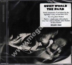 QUIET WORLD - Road - UK Esoteric Remastered Expanded