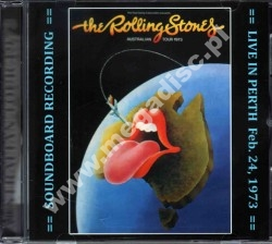 ROLLING STONES - Australian Tour 1973 - SPA Top Gear